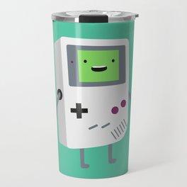 Who wants to play video games?  Travel Mug
