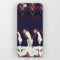 guardians iPhone & iPod Skins featuring Guardians by infloence