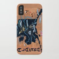 alaska iPhone & iPod Cases featuring ALASKA by Christiane Engel