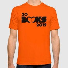 20books 2019 T-shirt