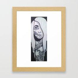 Adaption Framed Art Print