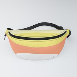 saturday sunset Fanny Pack