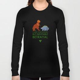firefly betrayal Long Sleeve T-shirt