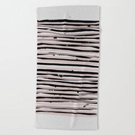 Minimalism 26 Beach Towel