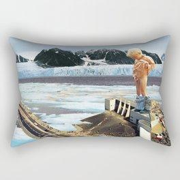 watch your child Rectangular Pillow