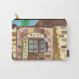 Stone Villa Carry-All Pouch