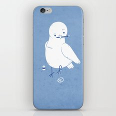 Peaceful painting iPhone & iPod Skin