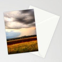 Stormy Fields Stationery Cards