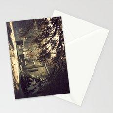 nieve en urkiola Stationery Cards