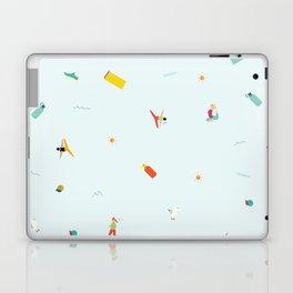Yoga People Laptop & iPad Skin