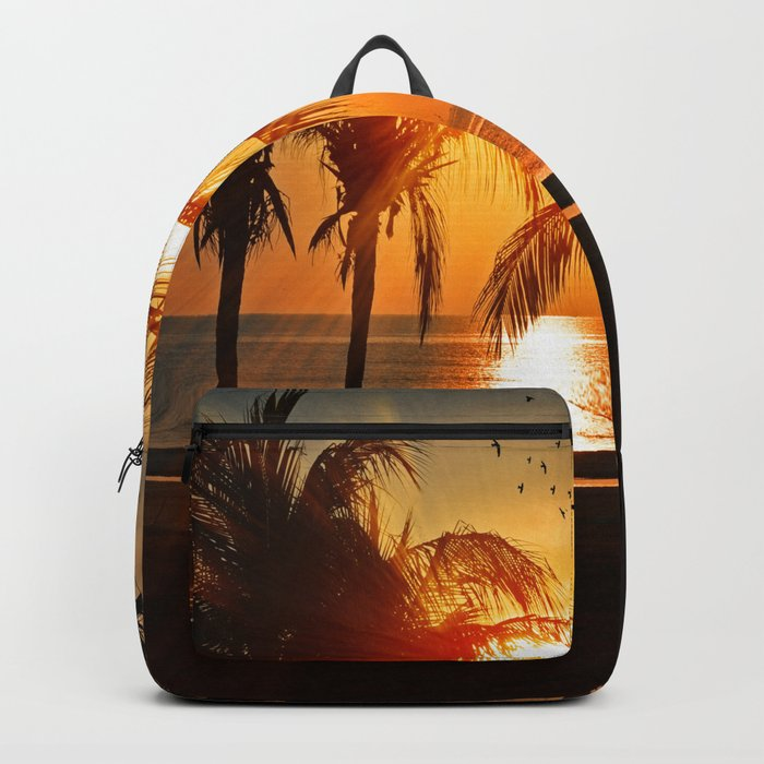 Let's Be Friends Backpack