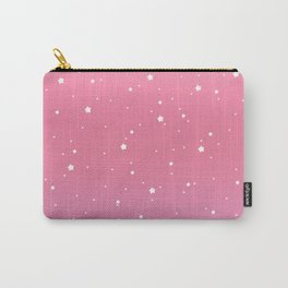 Raspberry Stars Carry-All Pouch