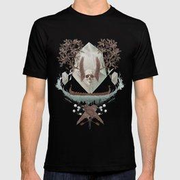 Ghosts of Scandinavia. Iceland. T-shirt