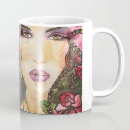 Ethnic woman Coffee Mug