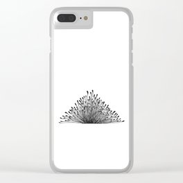 Sprouts Clear iPhone Case