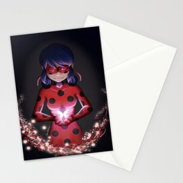 Bye Bye, Little Butterfly Stationery Cards