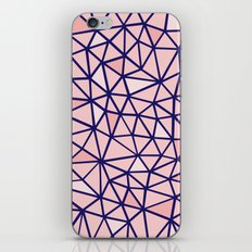 Broken Blush iPhone Skin
