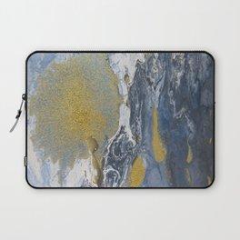 Glitter splat Laptop Sleeve