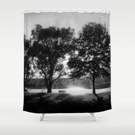 Okanagan Lake Shower Curtain