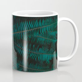Blue Fern Twilight Coffee Mug