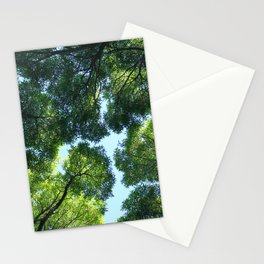 Crack willow Stationery Cards