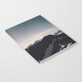 mountain # 3 Notebook