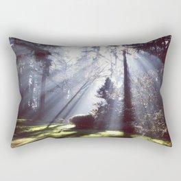 Sun Beams Rectangular Pillow