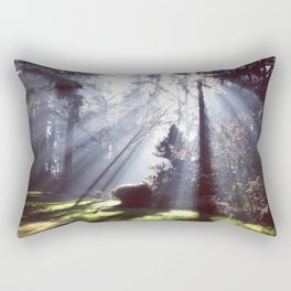 Sun Beams Rectangular Pillow
