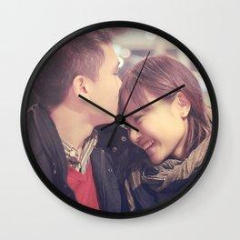 M&P Wall Clock