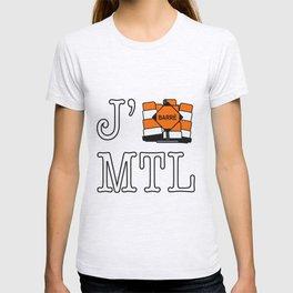 J'cone Montréal T-shirt