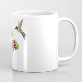 Hummingbird & Phalaenopsis Coffee Mug