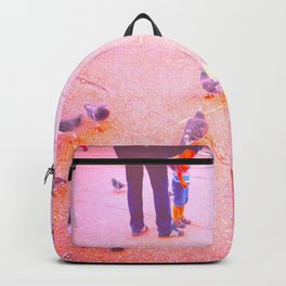 World of Birds and Possibilities Backpack