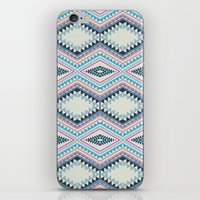 totem iPhone & iPod Skins featuring totem by spinL