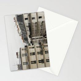 Traditional Paris Rooftops  Stationery Cards