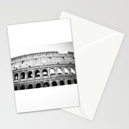 Colosseo in Black and White Stationery Cards