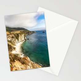 Wide Shot - Big Sur, California Stationery Cards
