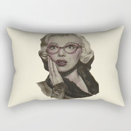 Some Like It Hot Rectangular Pillow
