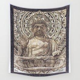 Turiya Bodhisattva  Wall Tapestry