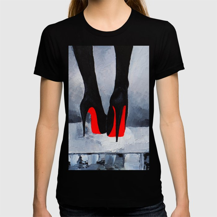 Louboutins T-shirt