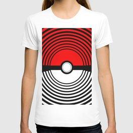 A Pokeball Within a Pokeball T-shirt