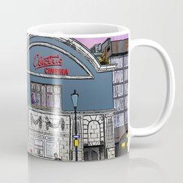 London Cinema Coffee Mug