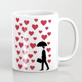 No Love Business Man Coffee Mug