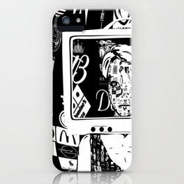 Hallo Mädchen iPhone Case