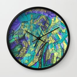 On a Good Day Wall Clock