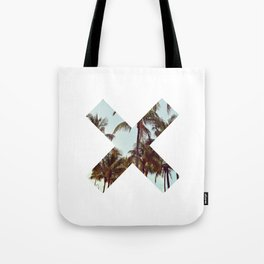 The XX Palm Trees Tote Bag