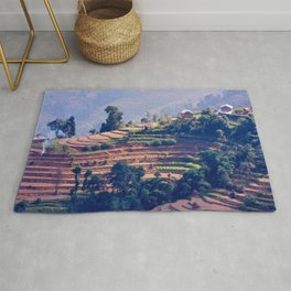 Mountain Fields Rug