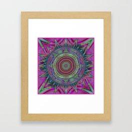 La Fleure Framed Art Print