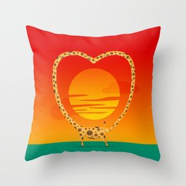 Win or Learn Throw Pillow