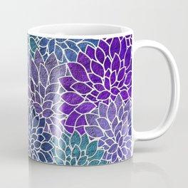 Floral Abstract 22 Coffee Mug