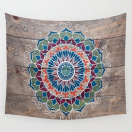 Joey Mandala Wall Tapestry